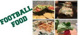 Snack recipes for football
