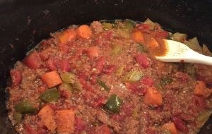 healthy chili recipe